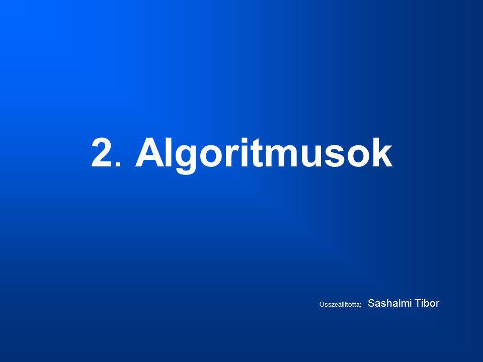 Összeállította: Sashalmi Tibor