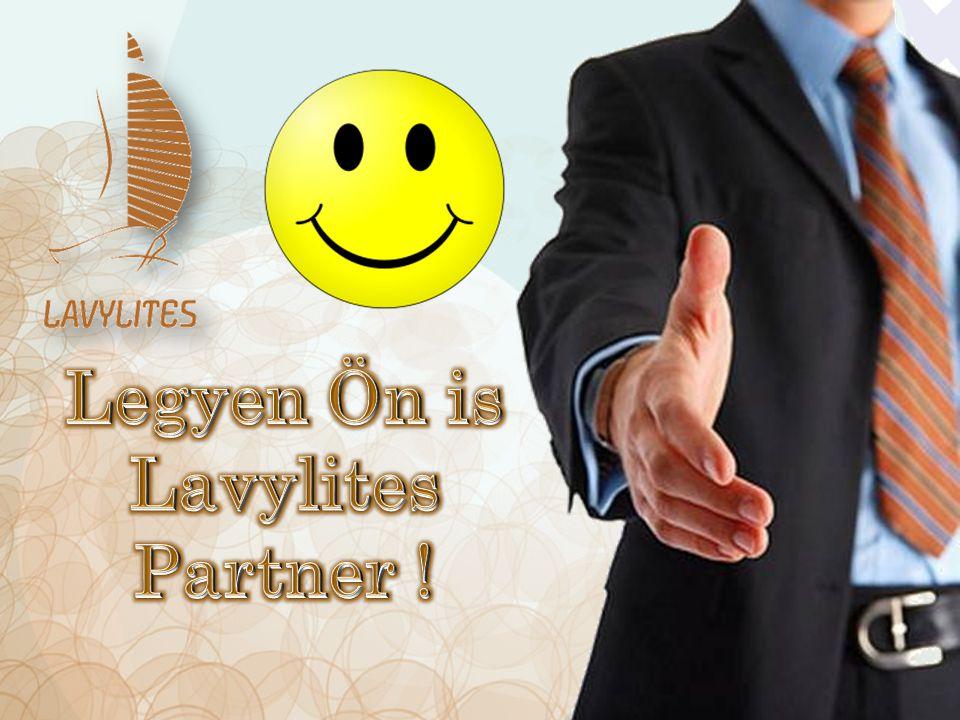 Legyen Ön is Lavylites Partner !