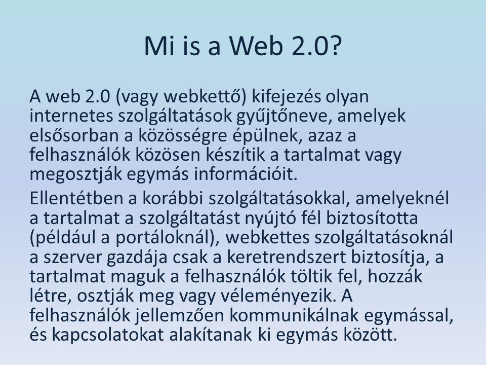 Mi is a Web 2.0