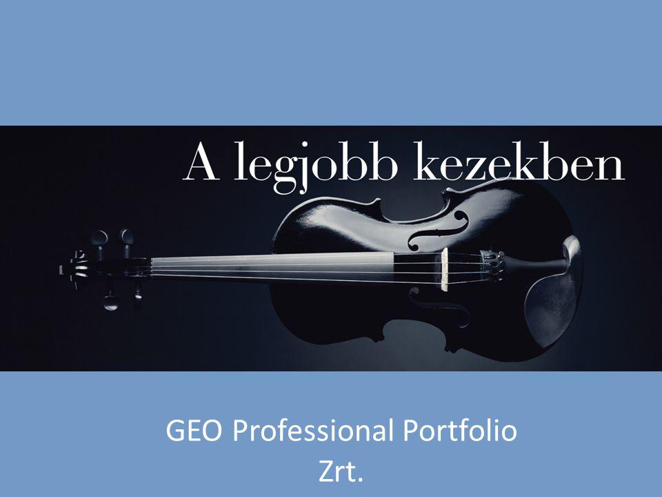 GEO Professional Portfolio Zrt.