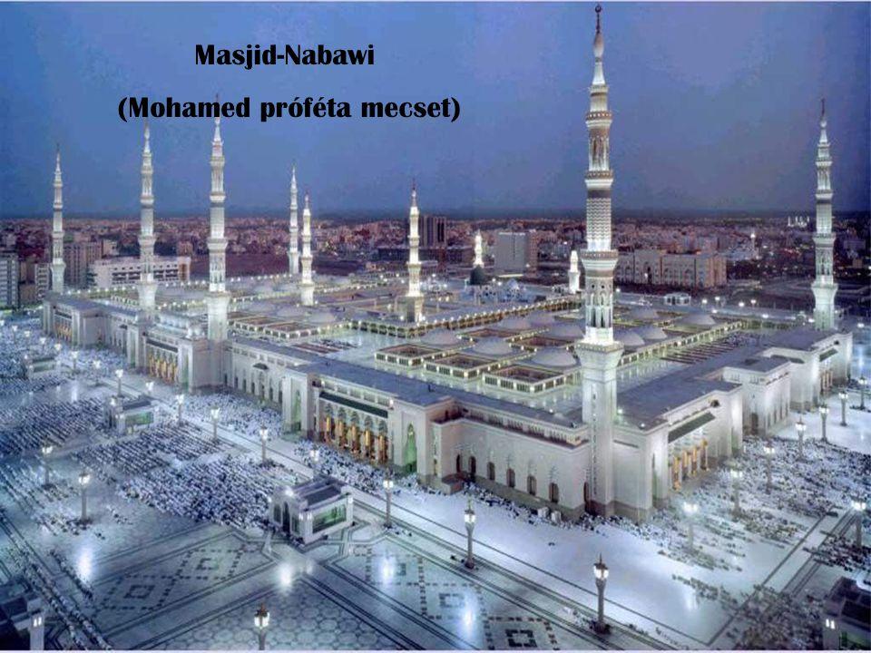 (Mohamed próféta mecset)