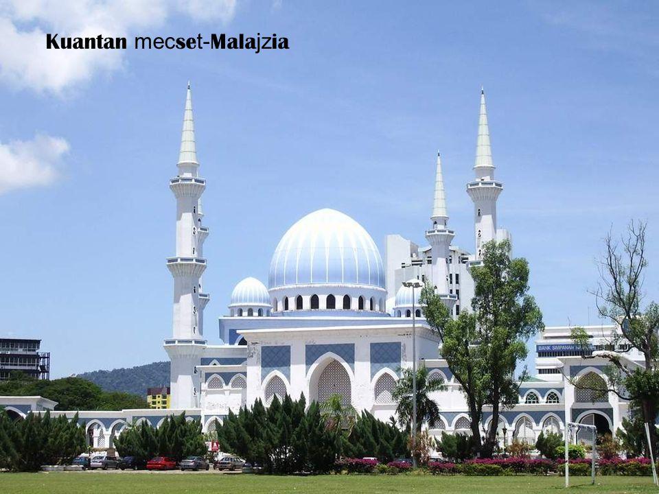 Kuantan mecset-Malajzia