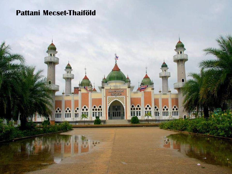 Pattani Mecset-Thaiföld