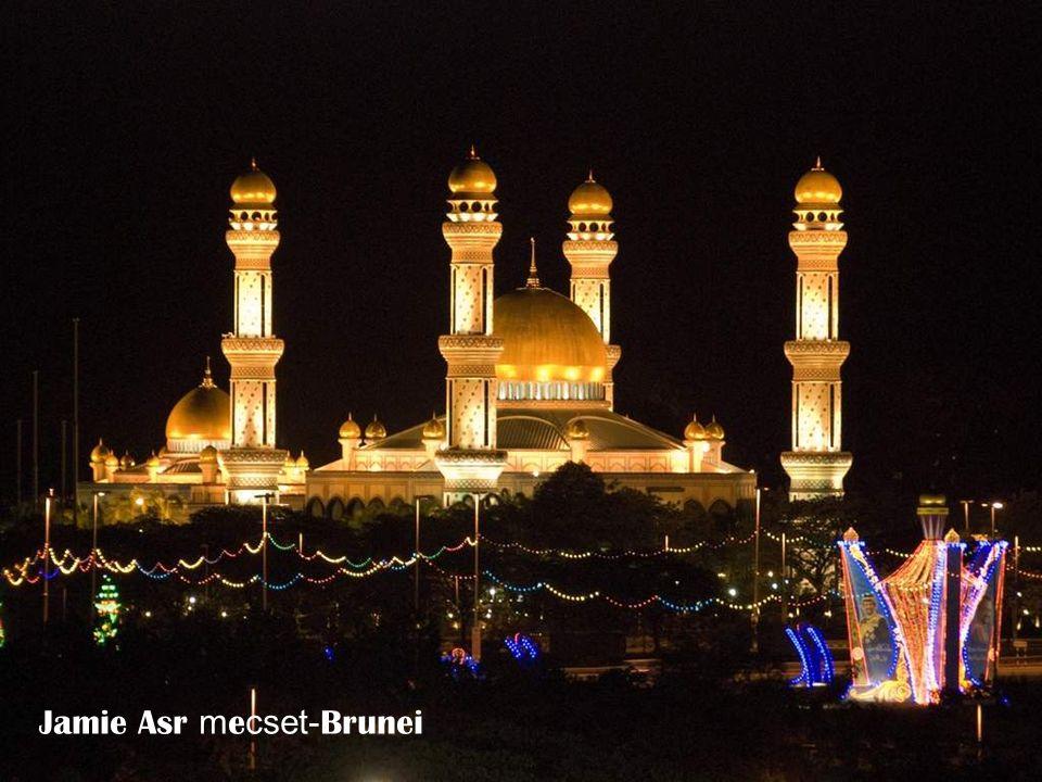 Jamie Asr mecset-Brunei