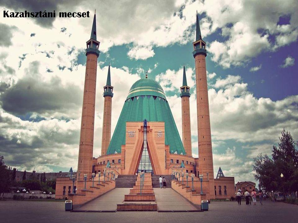 Kazahsztáni mecset