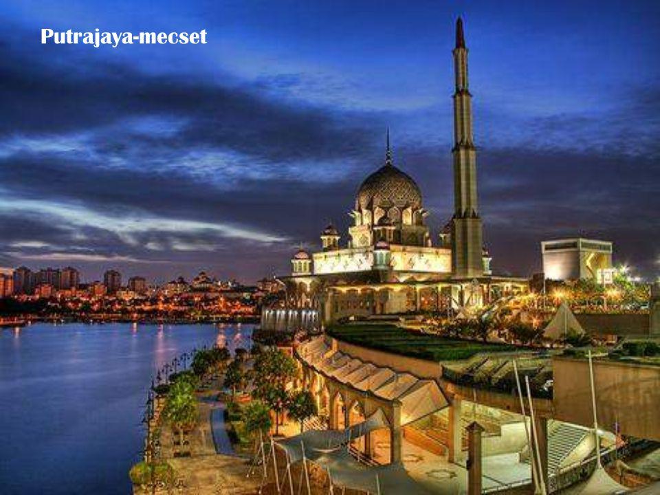 Putrajaya-mecset