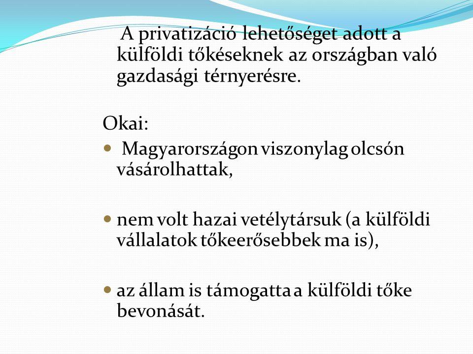 Okai: Magyarországon viszonylag olcsón vásárolhattak,