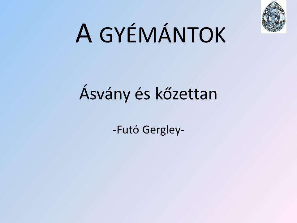 Ásvány és kőzettan -Futó Gergley-