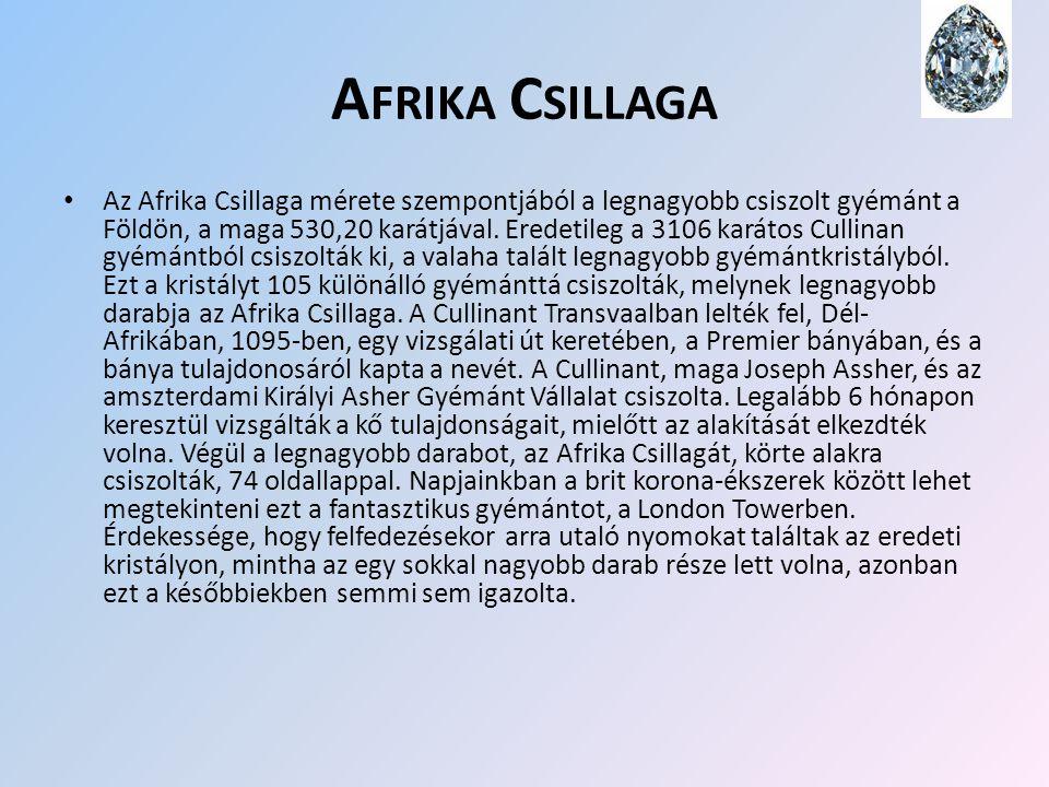 Afrika Csillaga