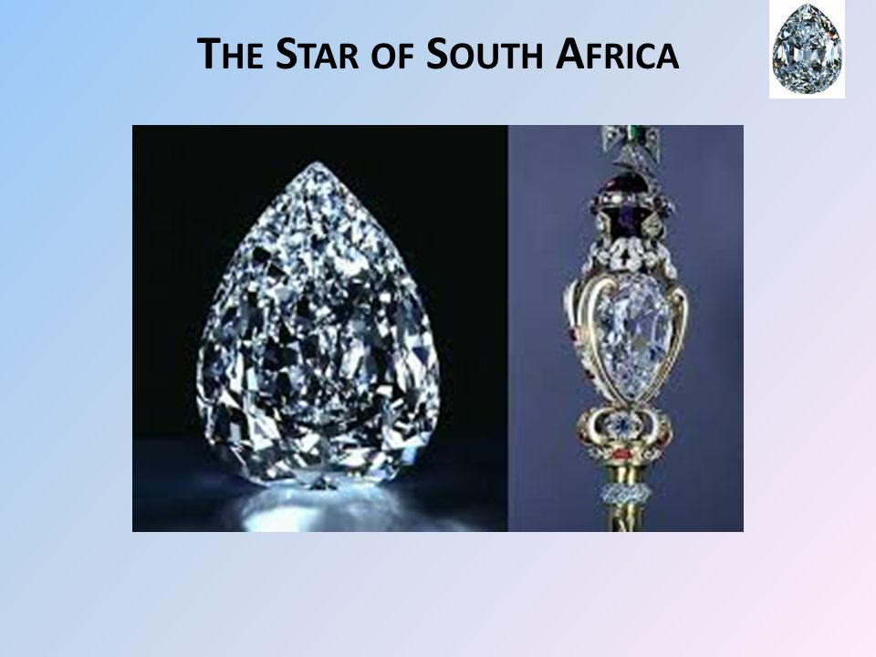 The Star of South Africa