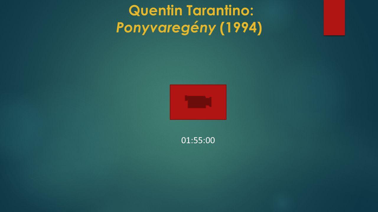 Quentin Tarantino: Ponyvaregény (1994)