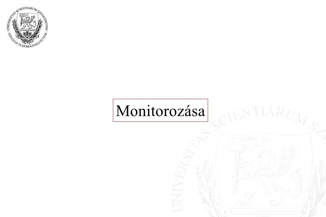 Monitorozása 10 10