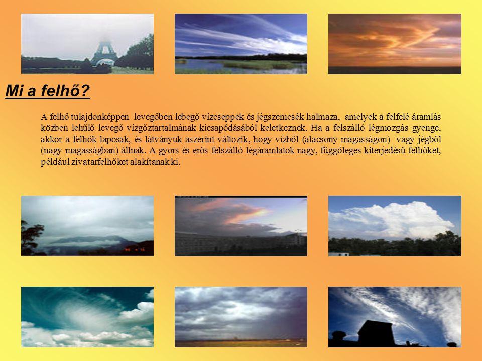 Mi a felhő