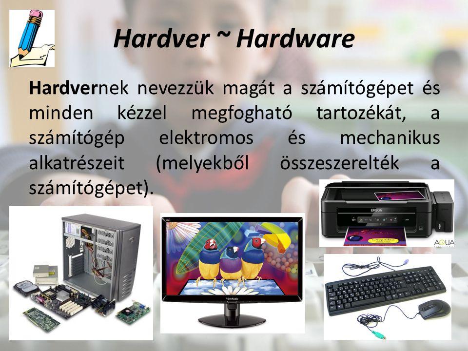 Hardver ~ Hardware