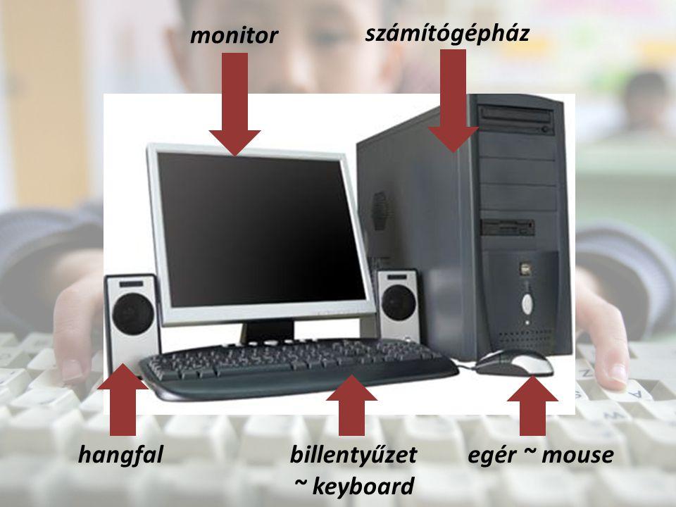 billentyűzet ~ keyboard