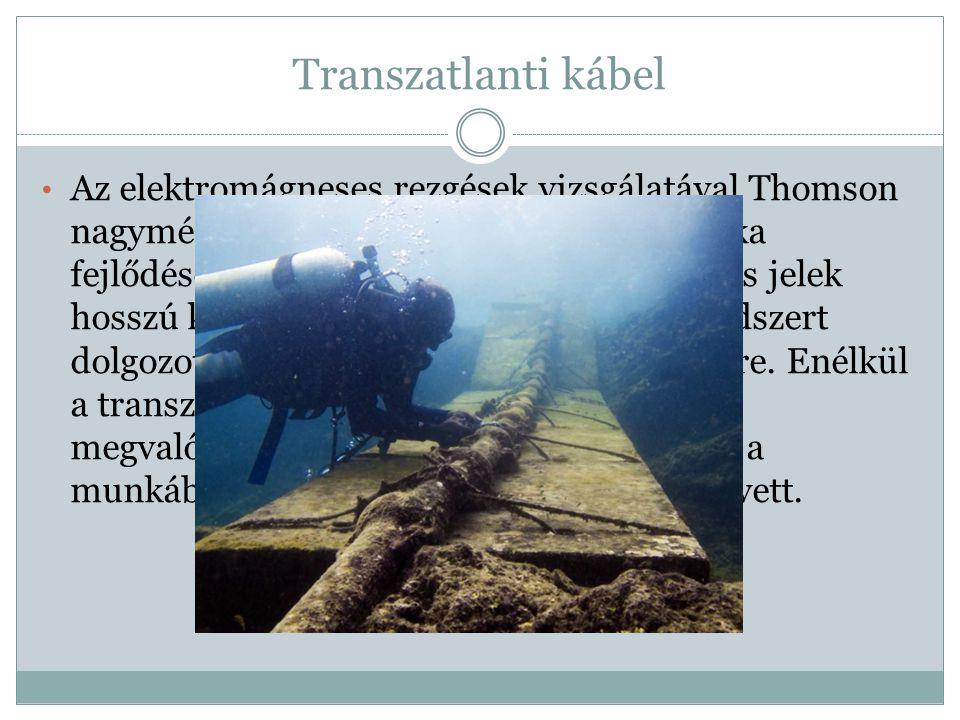 Transzatlanti kábel
