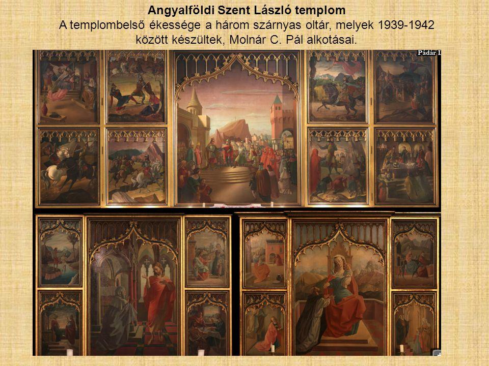 Angyalföldi Szent László templom