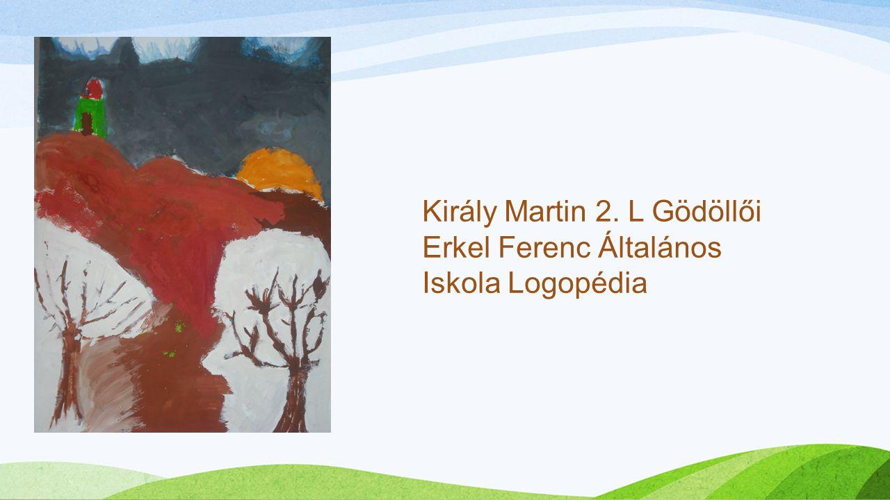 Király Martin 2. L Gödöllői Erkel Ferenc Általános Iskola Logopédia