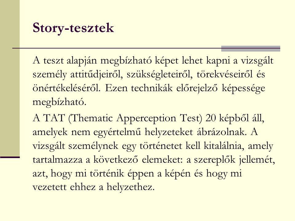 Story-tesztek