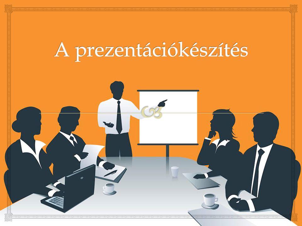 A prezentációkészítés