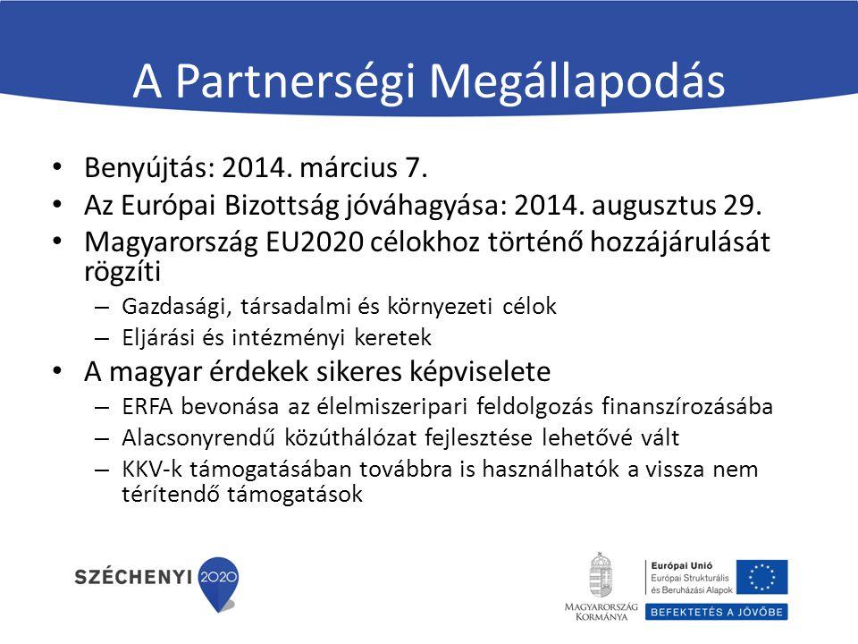 A Partnerségi Megállapodás