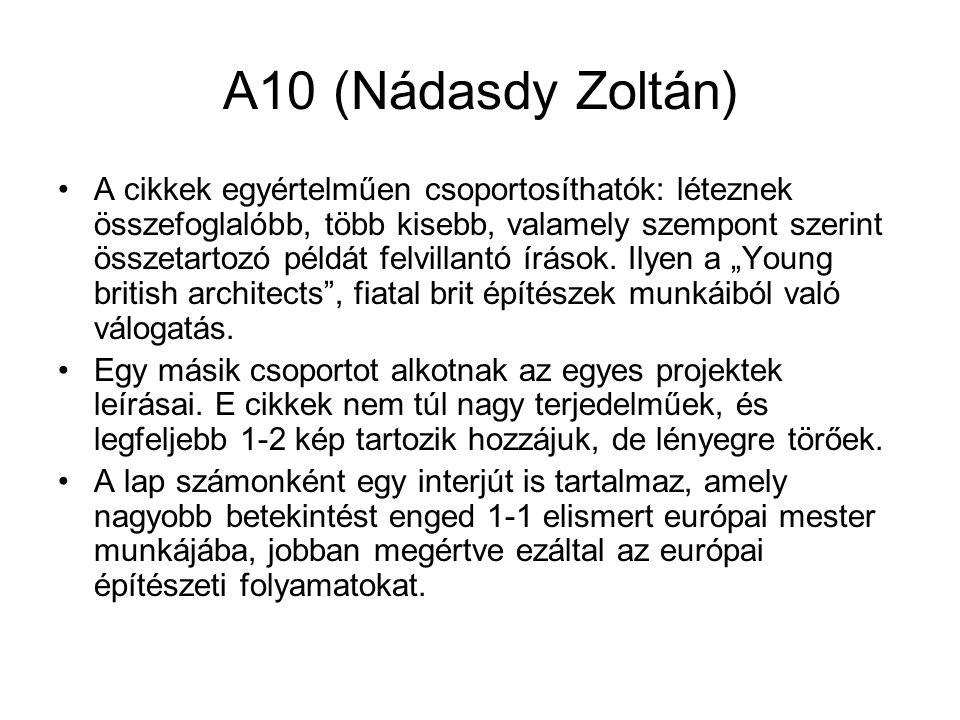 A10 (Nádasdy Zoltán)