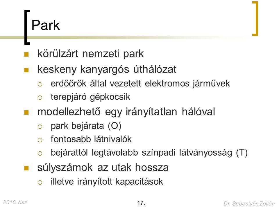 Park körülzárt nemzeti park keskeny kanyargós úthálózat