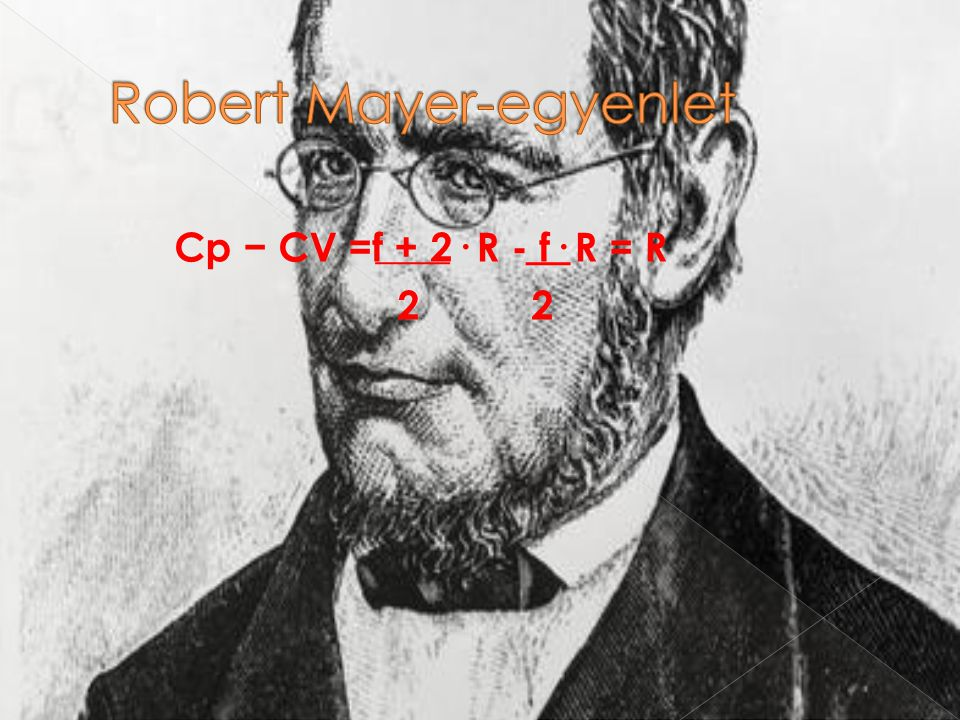 Robert Mayer-egyenlet