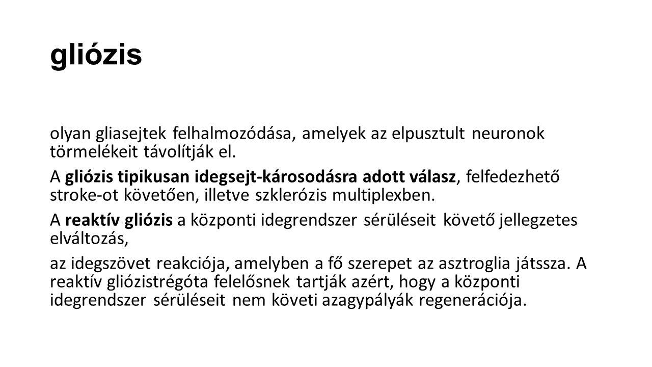 gliózis