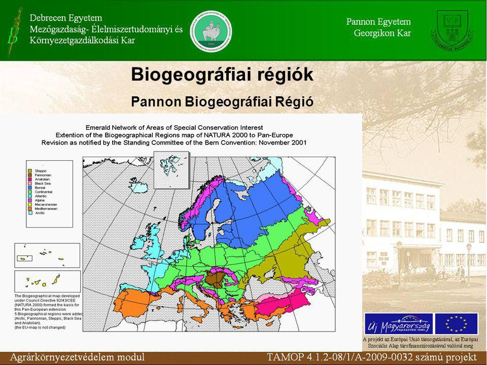 Pannon Biogeográfiai Régió