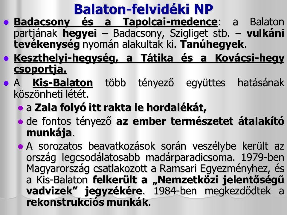 Balaton-felvidéki NP