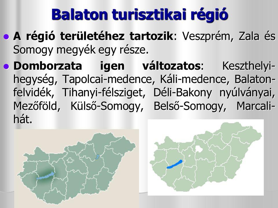 Balaton turisztikai régió