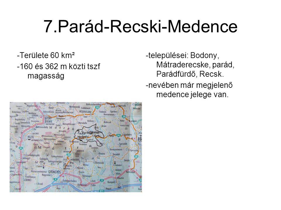 7.Parád-Recski-Medence