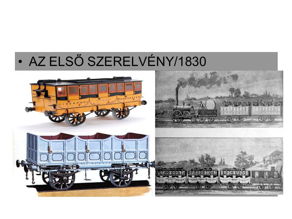 AZ ELSŐ SZERELVÉNY/1830
