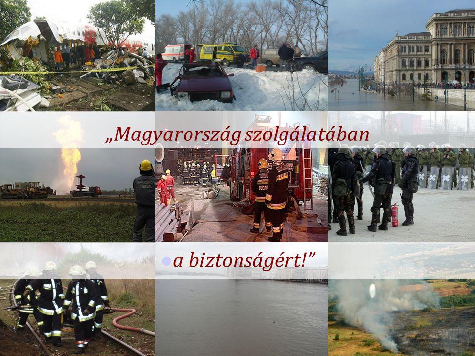 """""""Magyarország szolgálatában"""