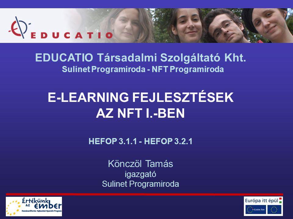 EDUCATIO Társadalmi Szolgáltató Kht