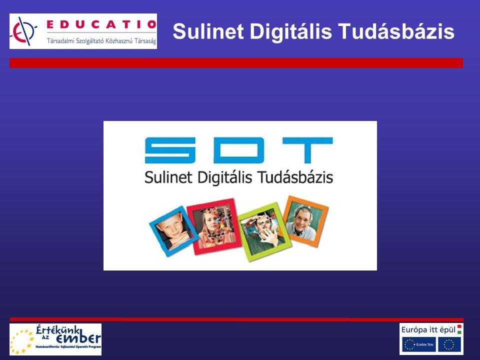 Sulinet Digitális Tudásbázis