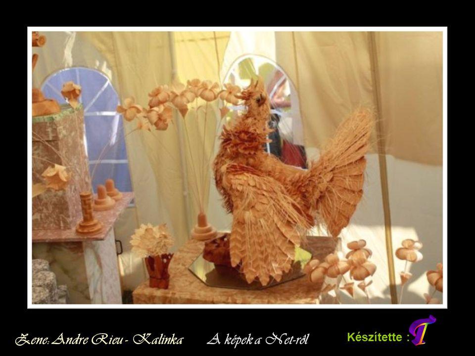 T Zene: Andre Rieu - Kalinka A képek a Net-rôl Készítette :