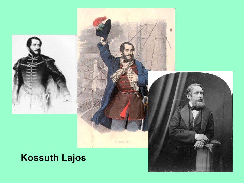 . Kossuth Lajos