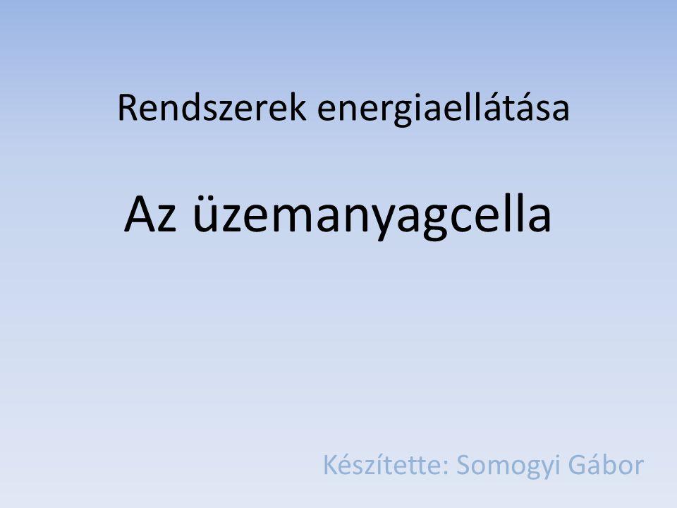 Készítette: Somogyi Gábor