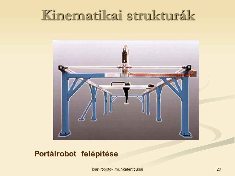 Kinematikai strukturák