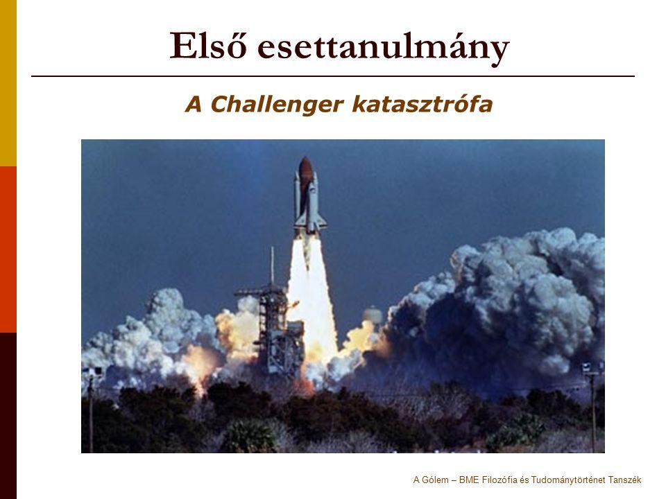 A Challenger katasztrófa