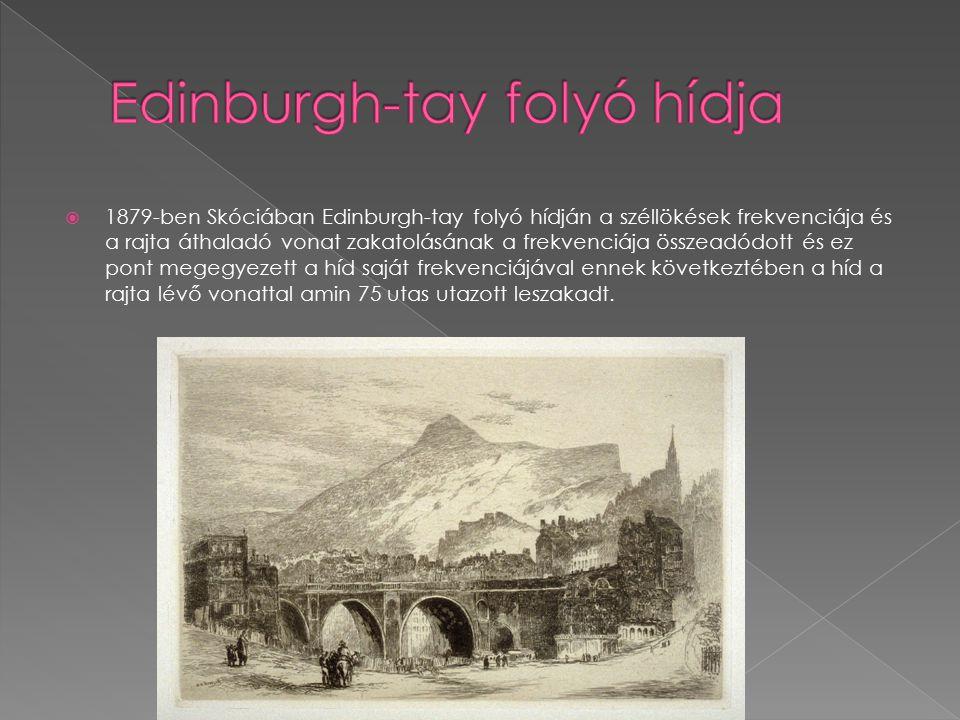 Edinburgh-tay folyó hídja