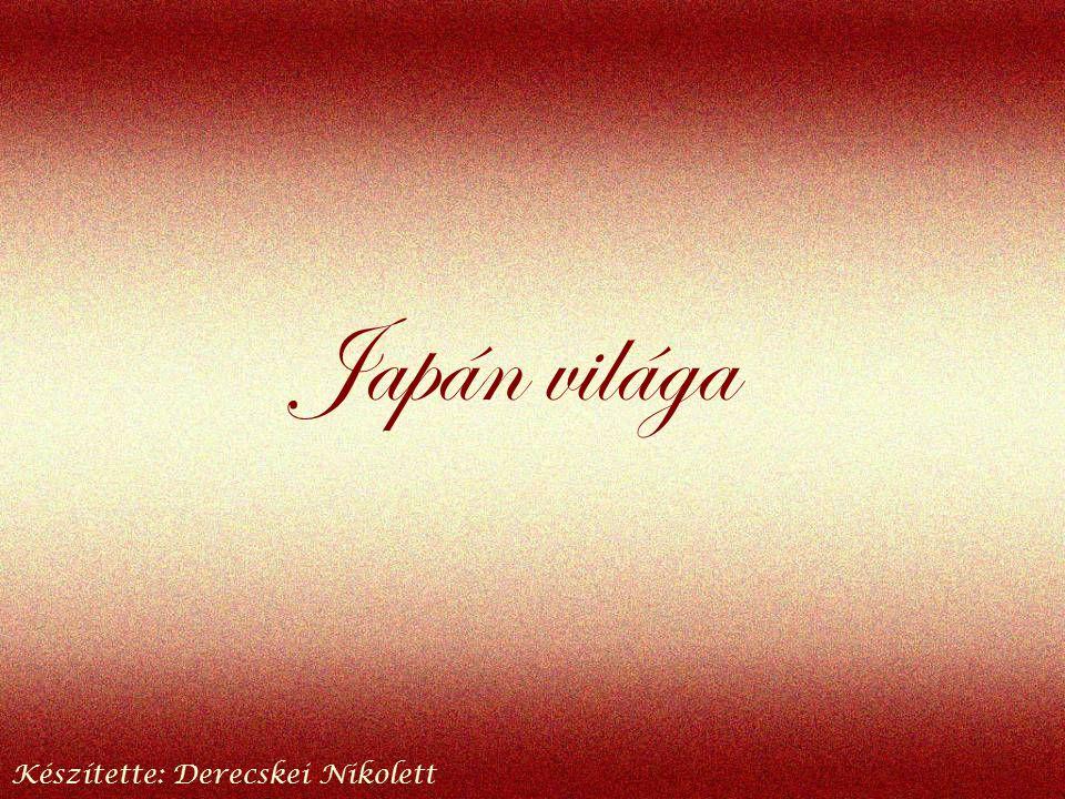 Készítette: Derecskei Nikolett