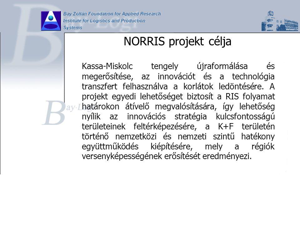 NORRIS projekt célja