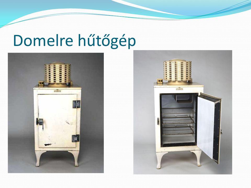 Domelre hűtőgép