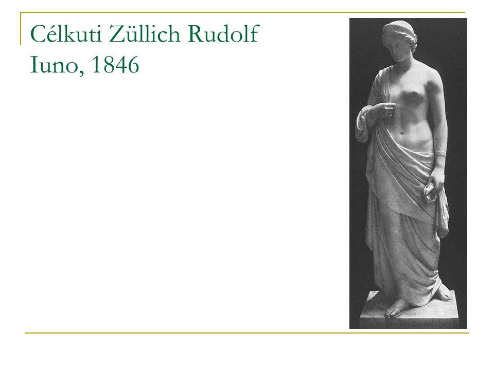 Célkuti Züllich Rudolf Iuno, 1846