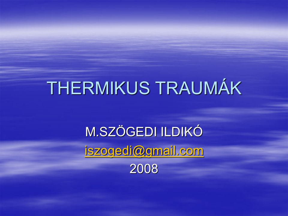 M.SZÖGEDI ILDIKÓ iszogedi@gmail.com 2008