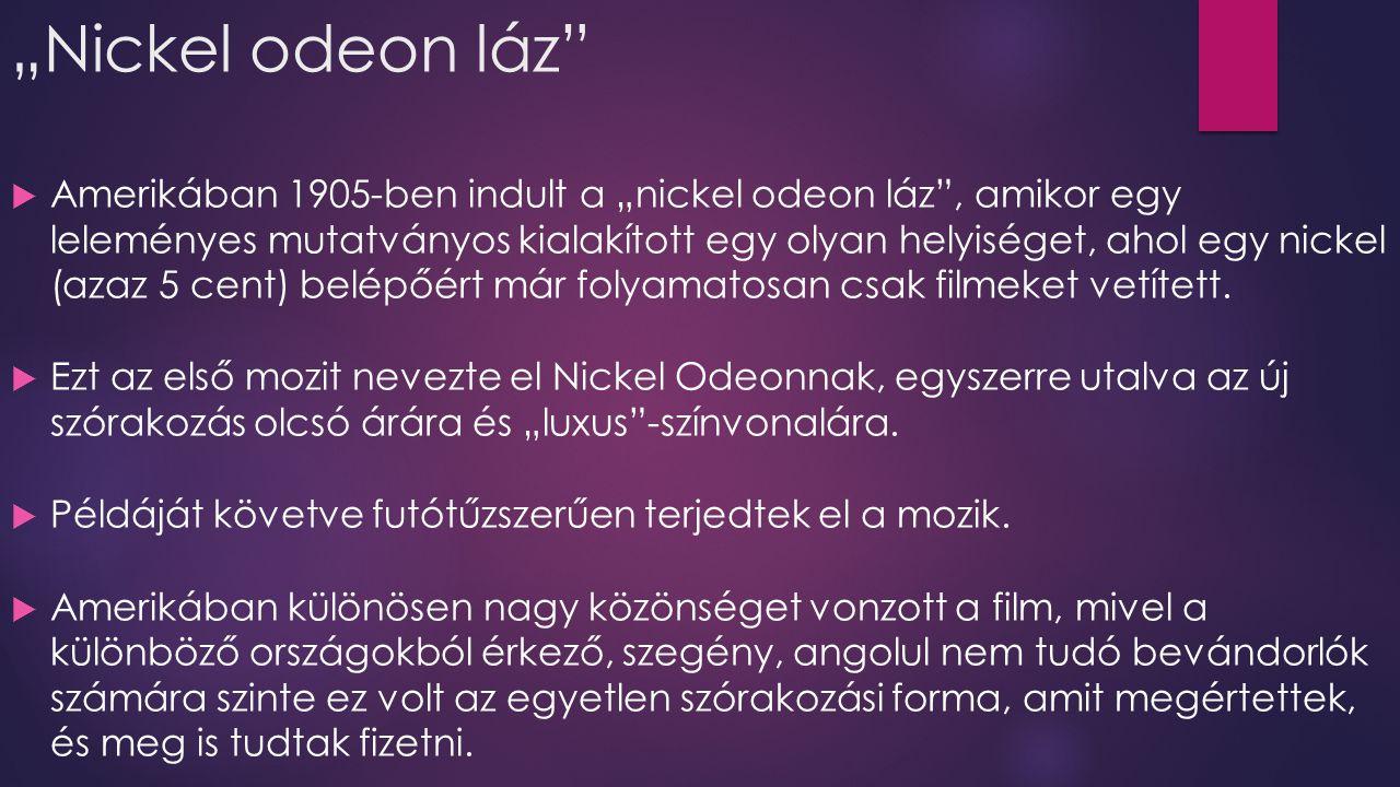"""Nickel odeon láz"