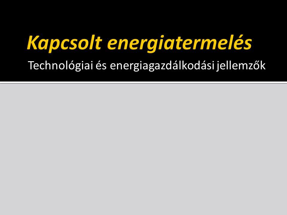 Kapcsolt energiatermelés